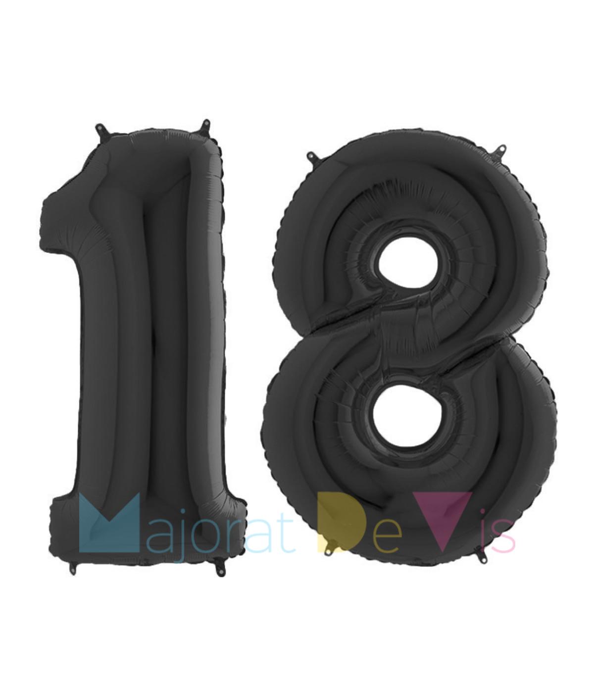 set-cifre-18-negre-100-cm-majorat